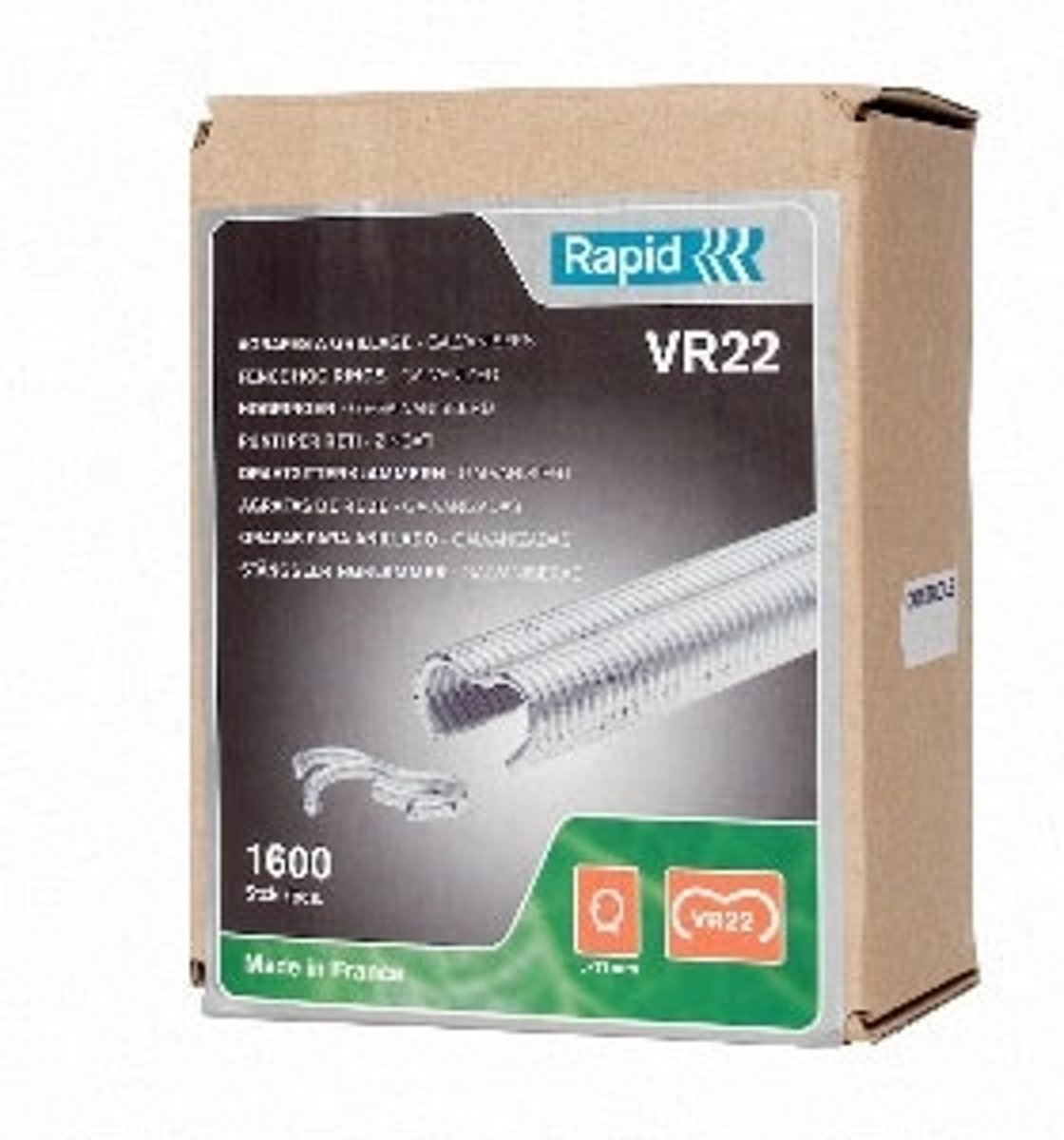 1600x Rapid VR22 Hekwerkringen 5-11mm gegalvaniseerd kopen