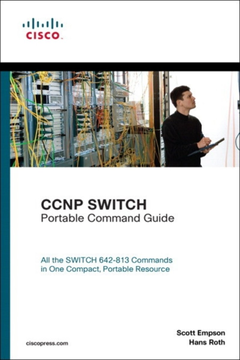 bol.com   CCNP SWITCH Portable Command Guide, Scott Empson   9781587202483    Boeken