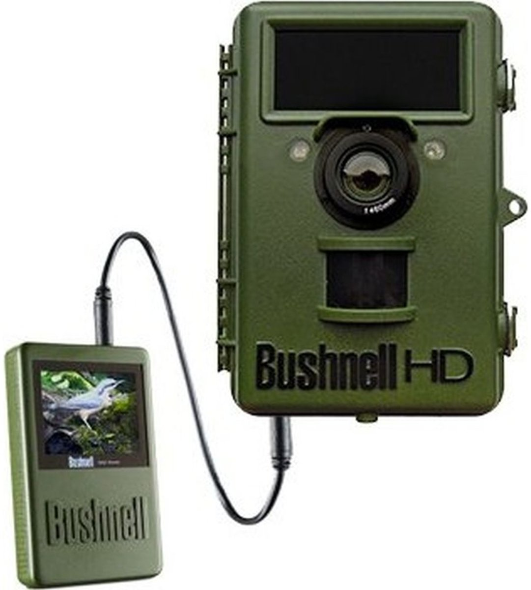 Bushnell 14MP HD Live Natureview Outdoor Wildcamera  - groen kopen