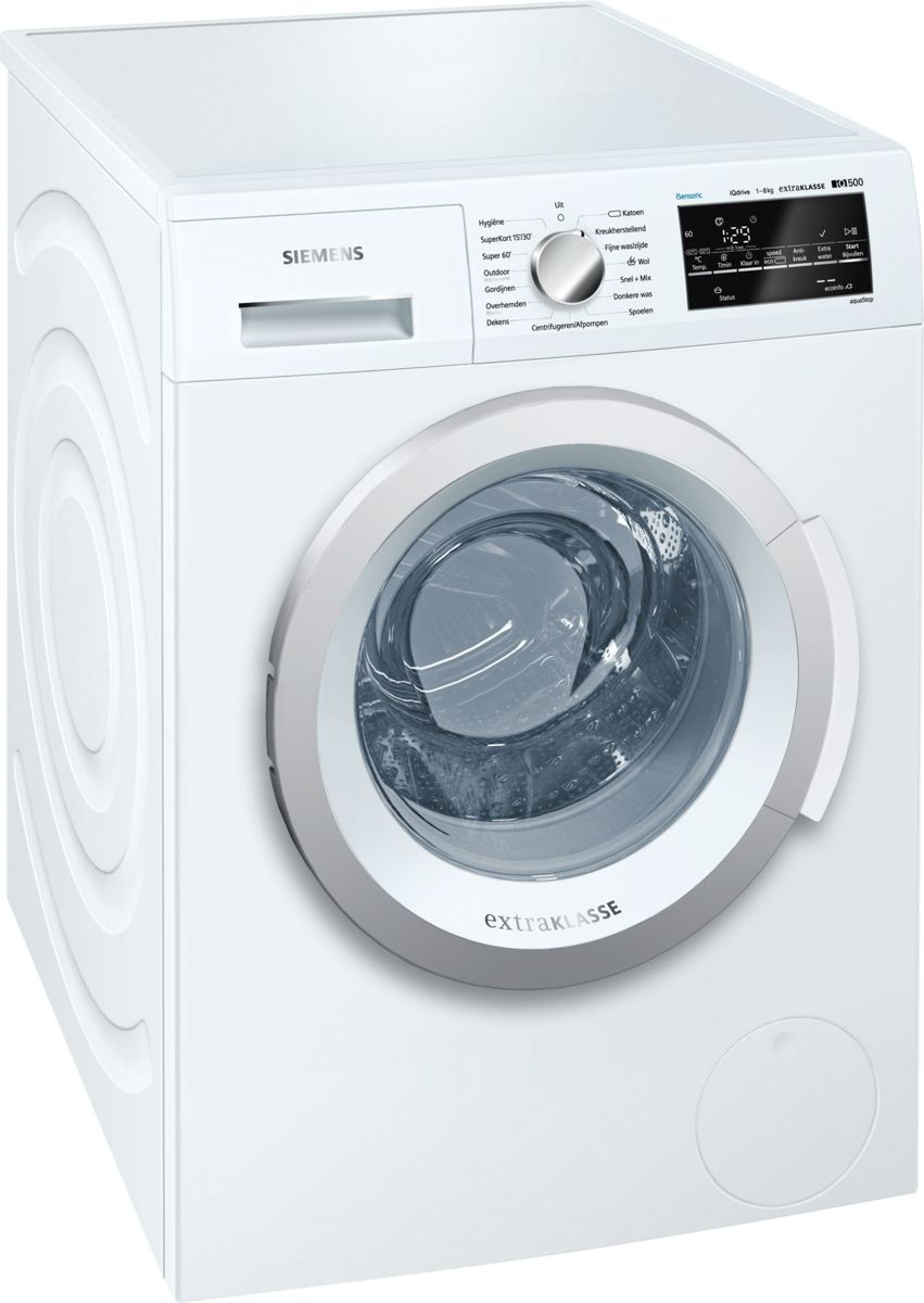 Siemens WM14T490NL iQ500 - Wasmachine