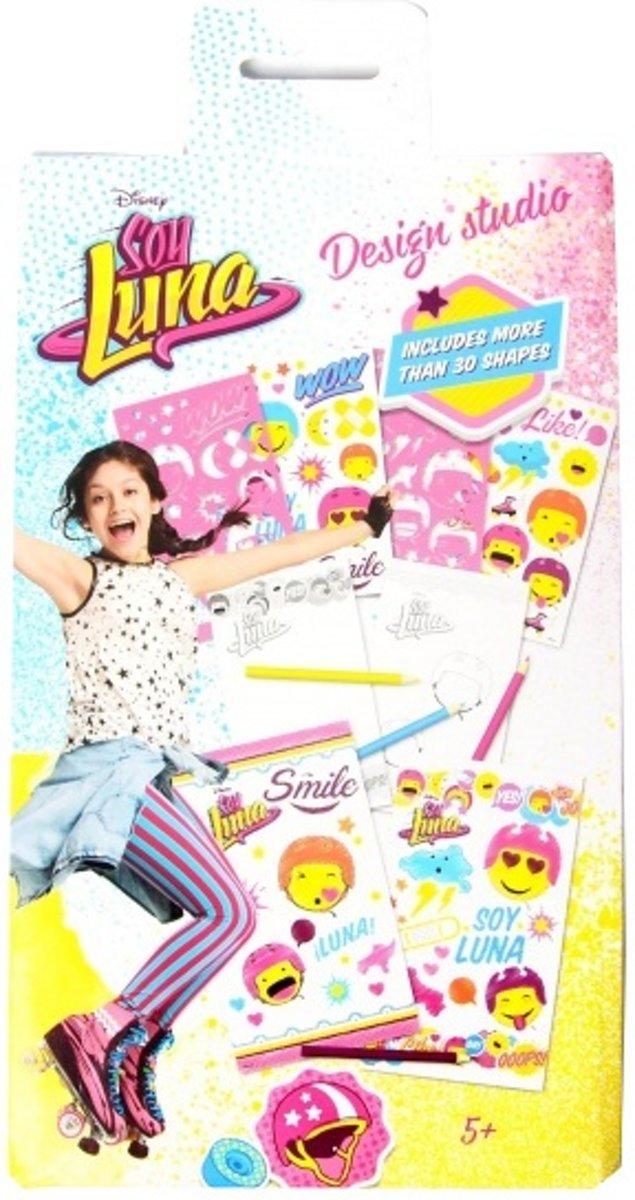 Disney Soy Luna Tekendesigner 26-delig kopen