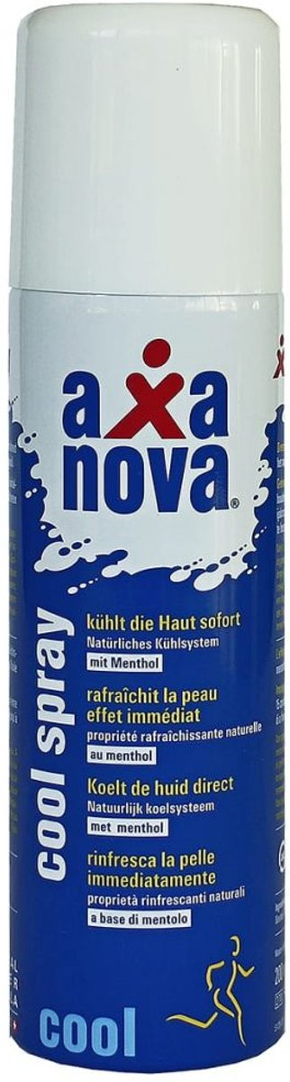 Foto van Axa nova cool spray 200 ml