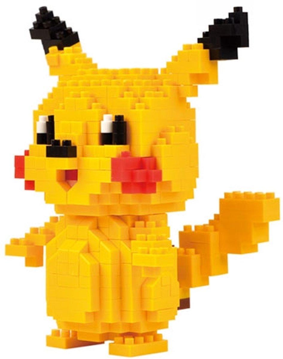 Nanoblocks Pikachu staand Pokemon - LNO kopen