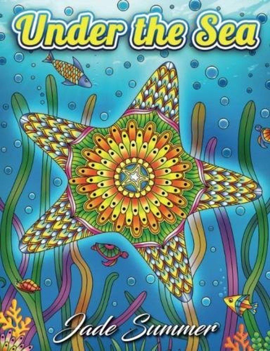 Under the Sea - An Adult Coloring Book - Jade Summer kopen