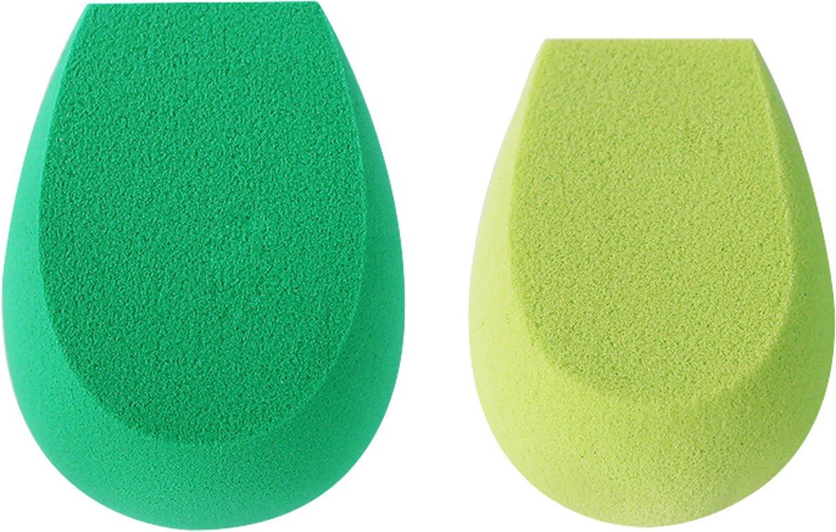 Ecotools Perfecting Sponge Duo Make Up Spons Eco Tools 1616