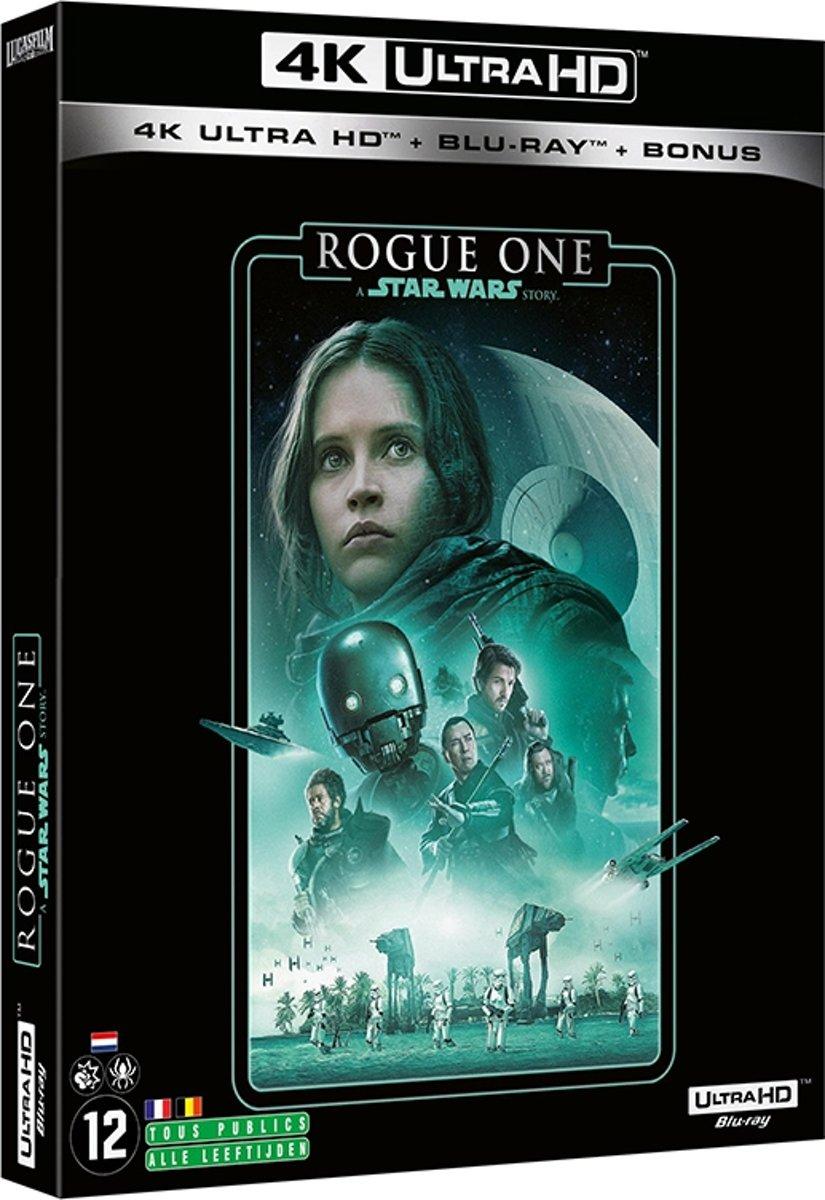 Rogue One: A Star Wars Story (4K Ultra HD Blu-ray) (zonder NL audio & ondertiteling)-