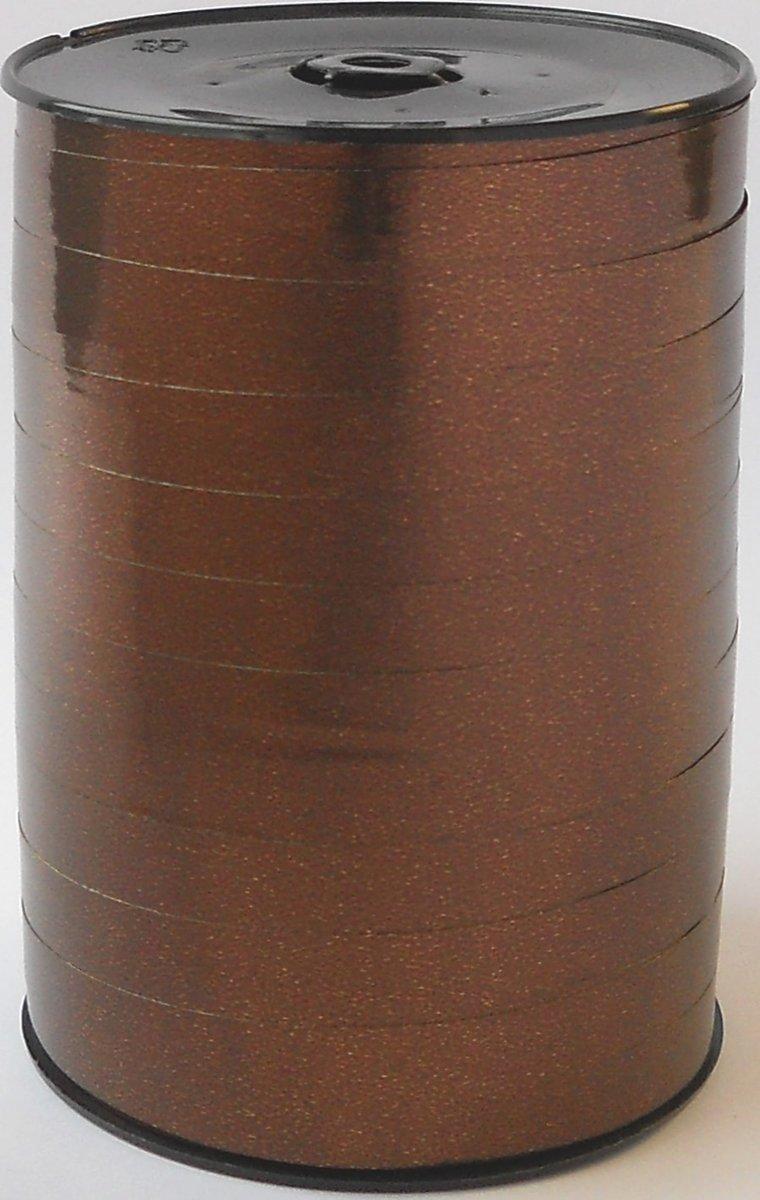 Krullint Miroir Bruin 5mm x 450 meter (1 rol) [HV-MIR5BR] kopen