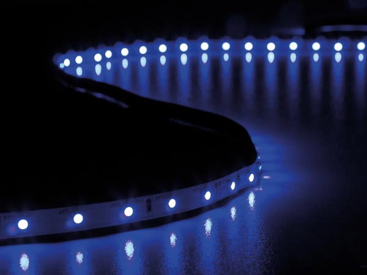 Flexibele Led Strip - Ultraviolet - 300 Leds - 5 M - 24 V kopen