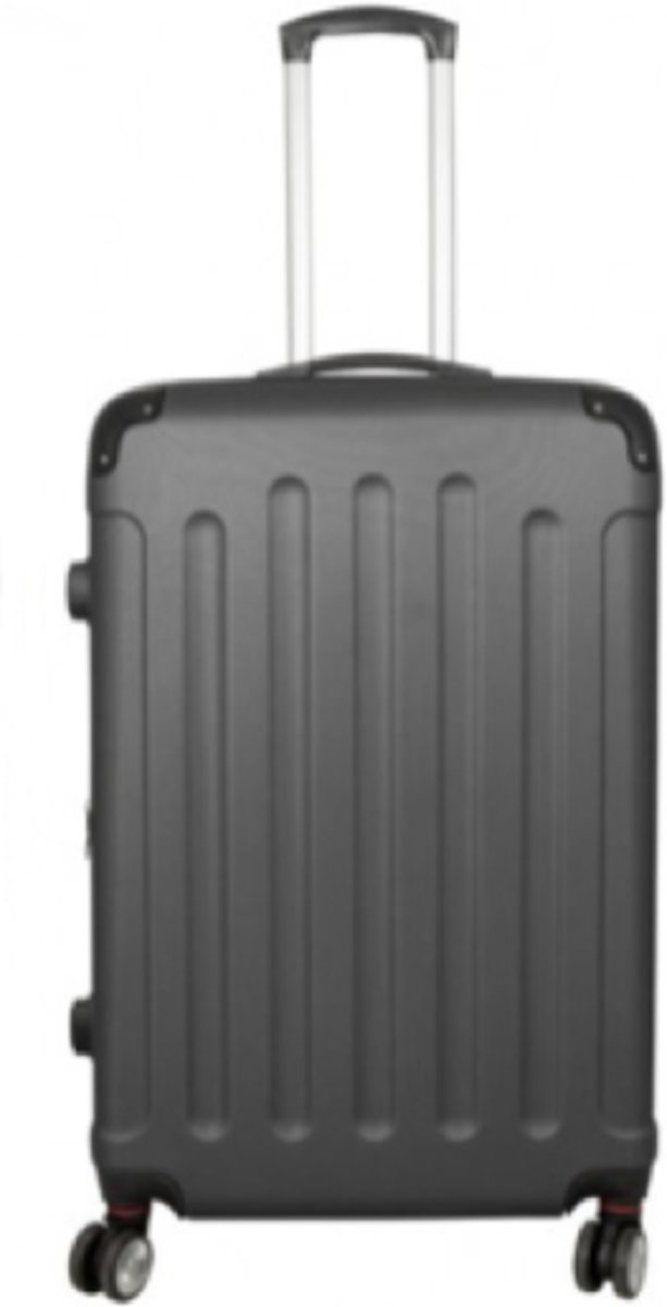 koffer travelsuitcase antraciet | 59cm kopen