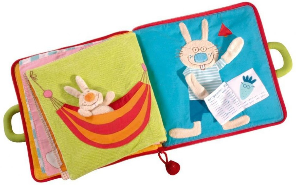 Lilliputiens Dag konijntje (zonder tekst) kopen