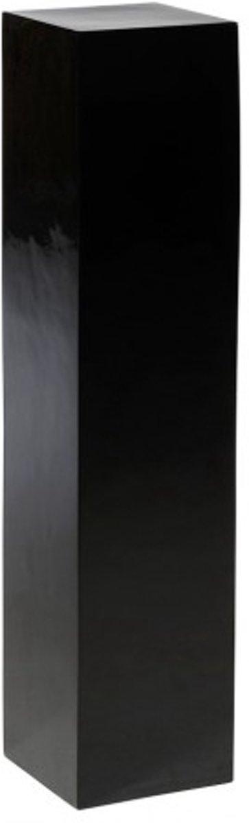 Zuil Milaan mat zwart, 20x20x90 cm kopen