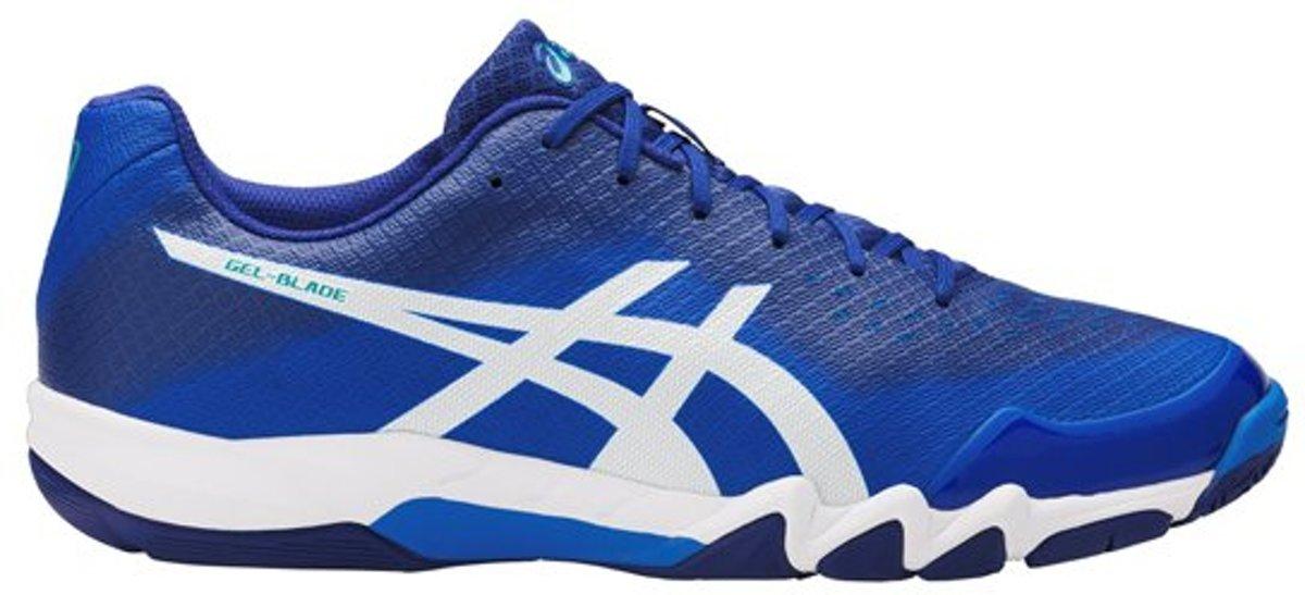 | | Asics Gel Blade 6 blauw indoor schoenen heren