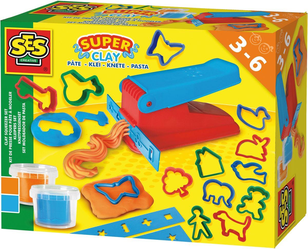 SES Super klei - mega toolset + klei