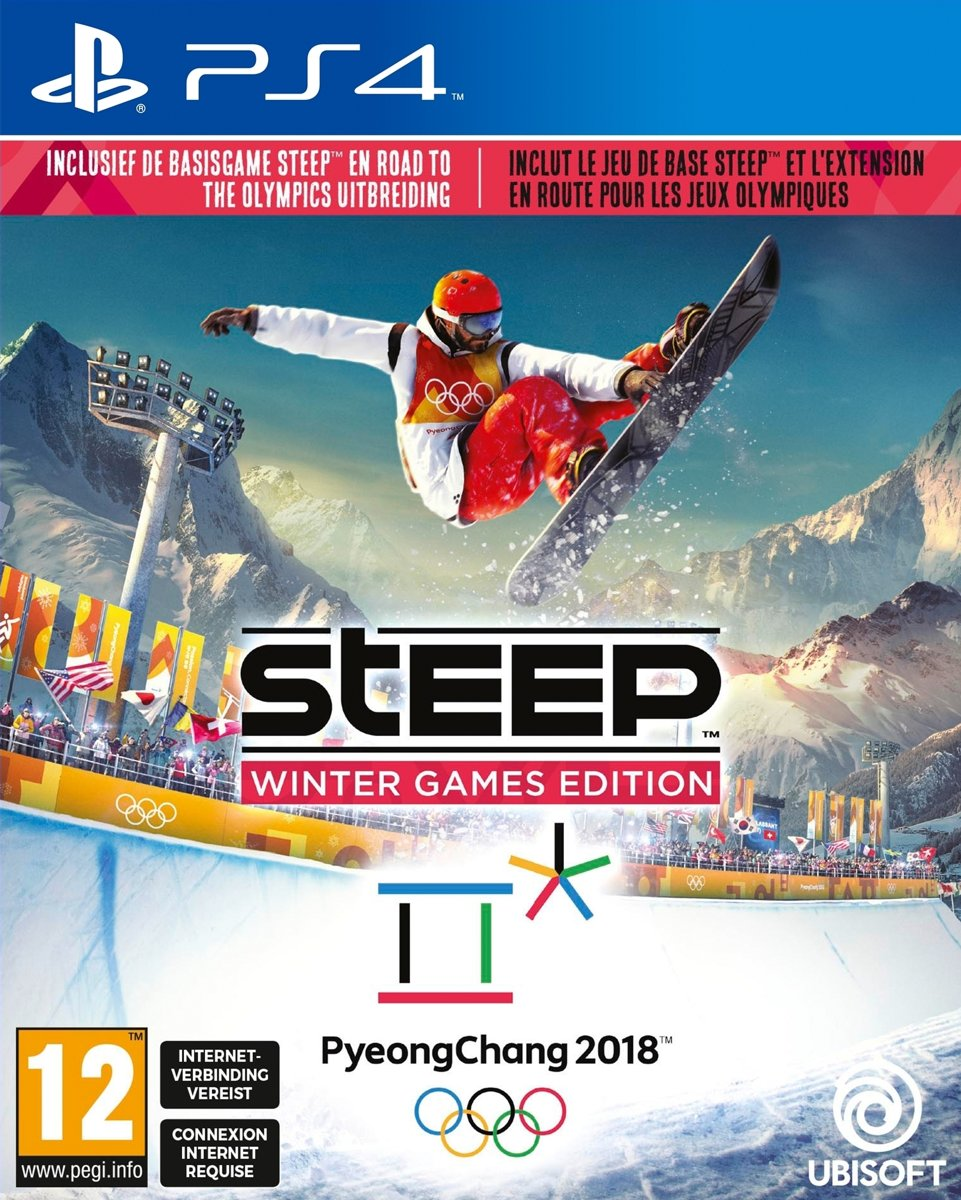 Steep: Winter Games Edition PlayStation 4