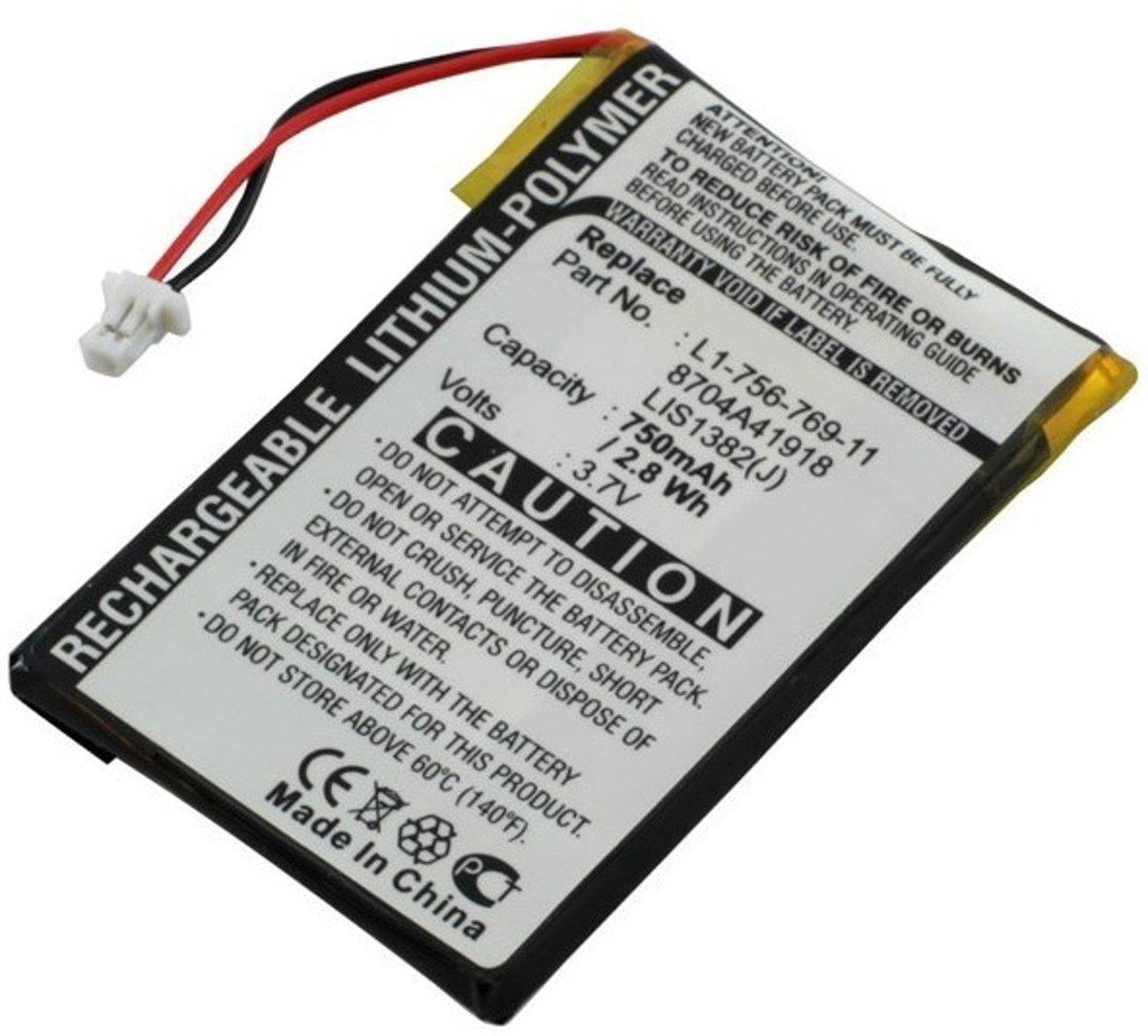 Batterij voor Sony Reader PRS-500/PRS-505/PRS-700 ON2339 kopen