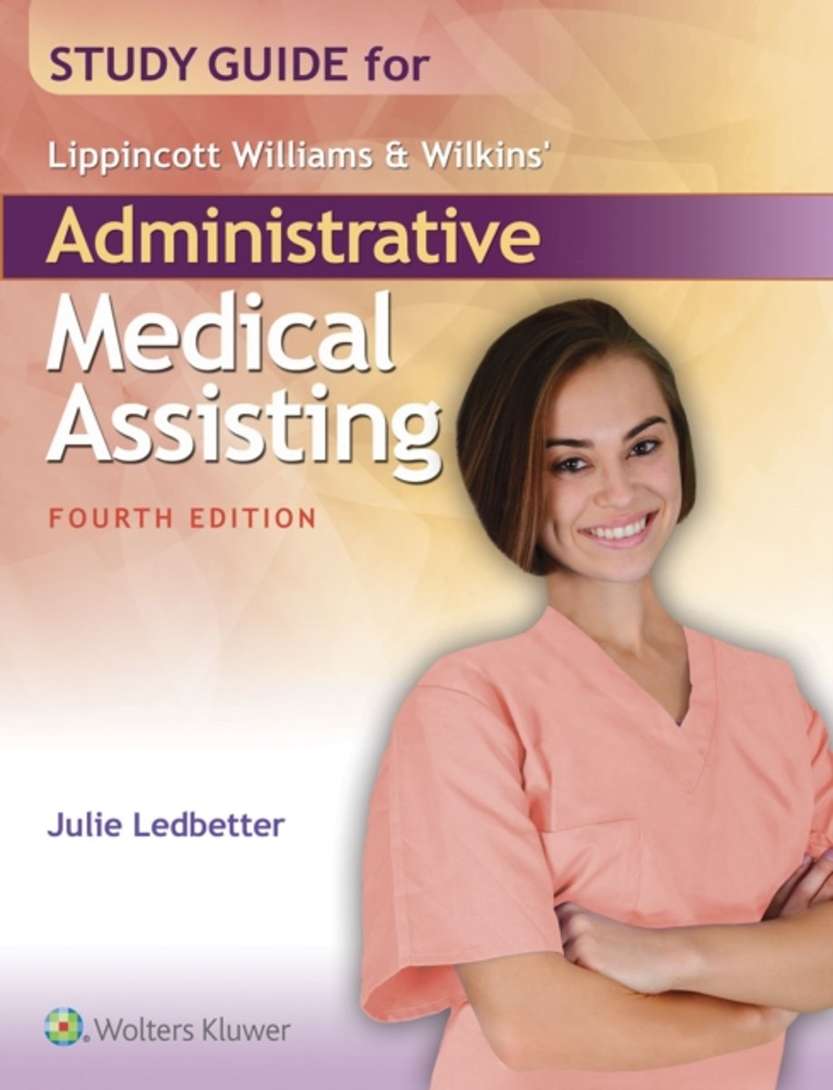bol.com | Study Guide for Lippincott Williams & Wilkins' Administrative Medical  Assisting |.