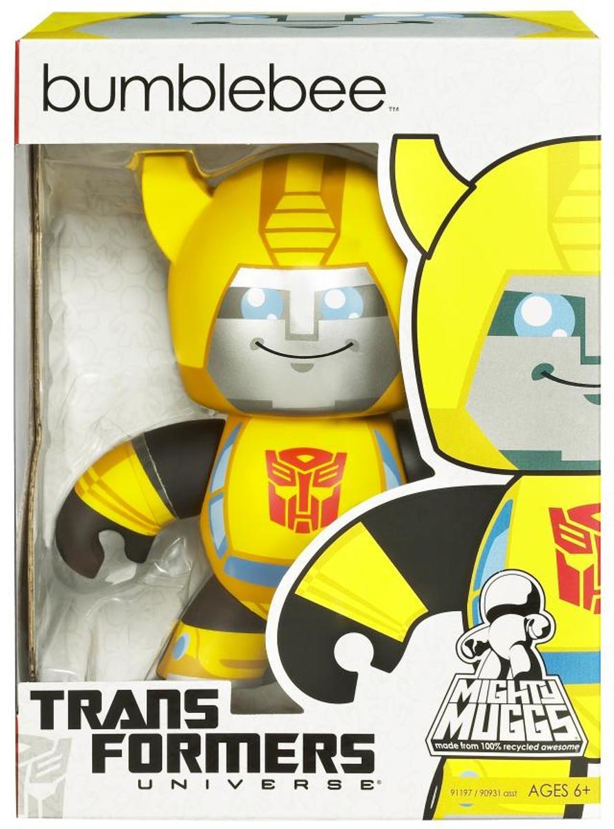 Hasbro Transformers Bumblebee Mighty Muggs kopen
