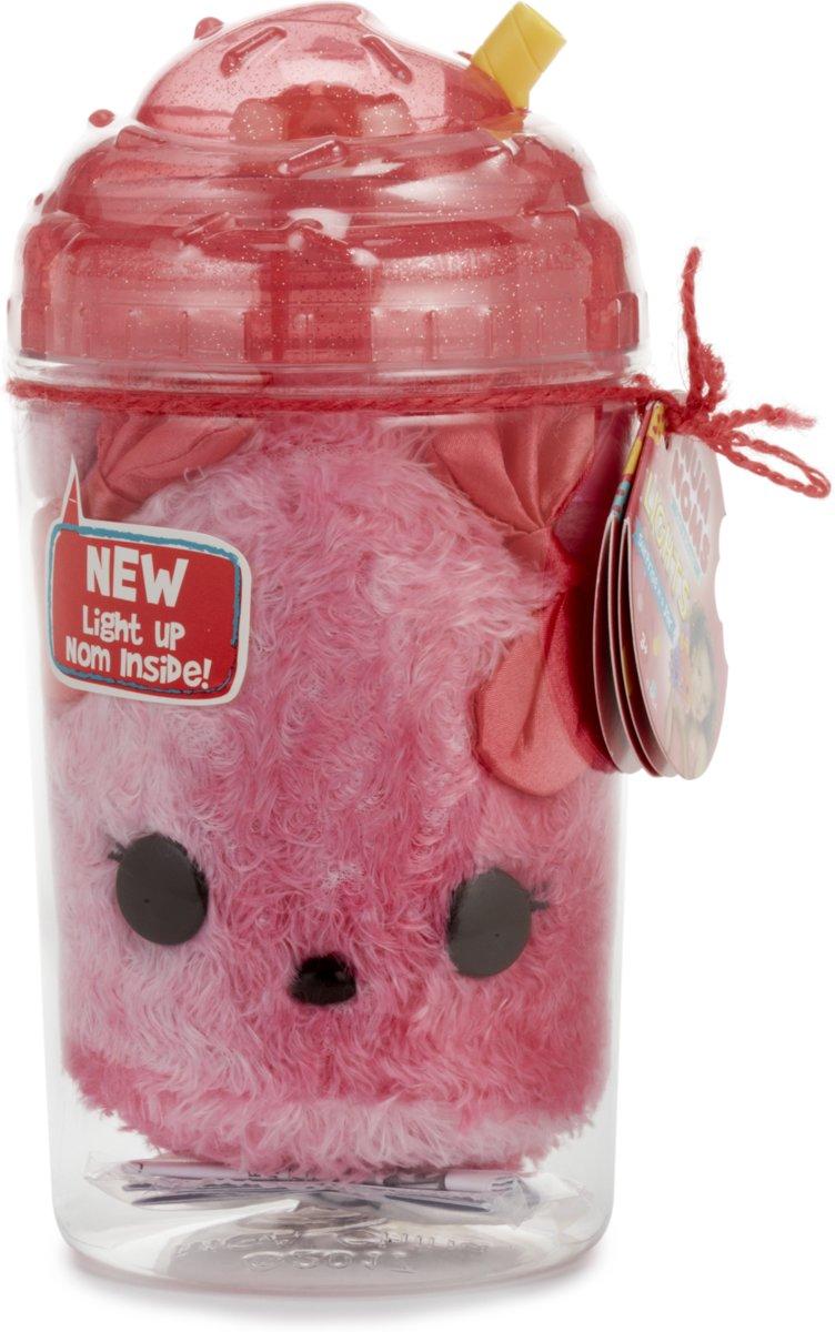 Num Noms Lights Surprise in a Jar- Bubble Gum Slushy