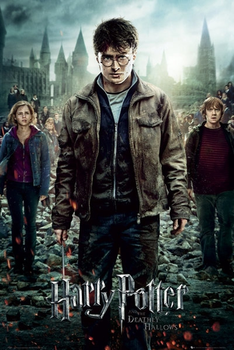 HARRY POTTER - Poster 61X91 - Part 2 One Sheet kopen