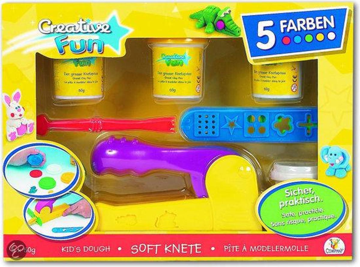 Creative Fun Klei fabriek kopen
