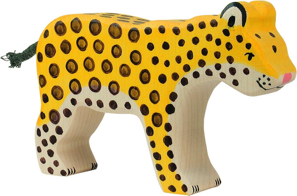 Holztiger Houten Wildernis: Luipaard kopen
