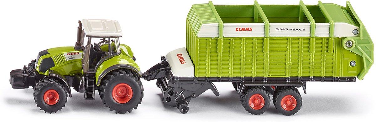 SIKU 1846 Tractor met Laadwagen kopen