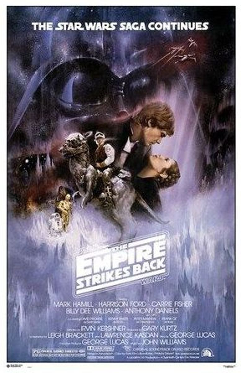 Star Wars-Episode V-The Empire Strikes Back-poster-61x91.5cm. kopen