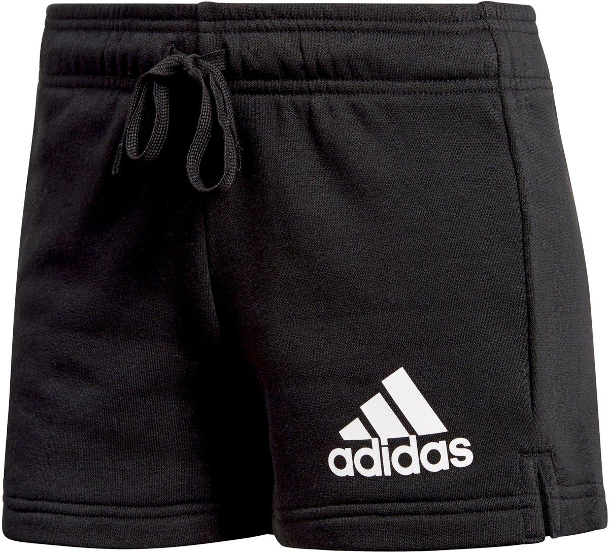   adidas Essentials Solid Short Dames Sportbroek