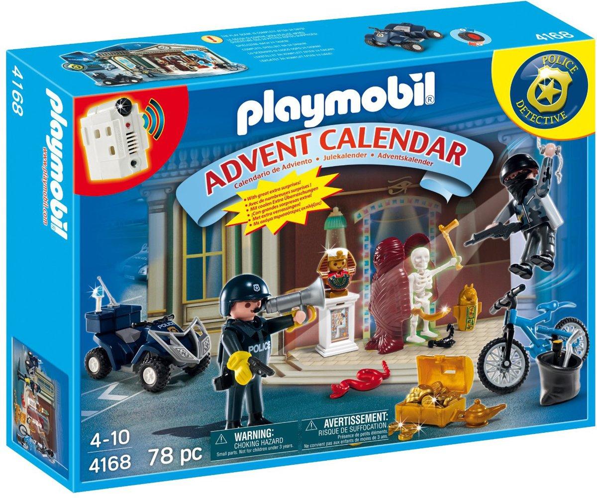 Playmobil Weihnachtskalender.Playmobil Adventskalender Museumroof Met Extra Verrassingen 4168
