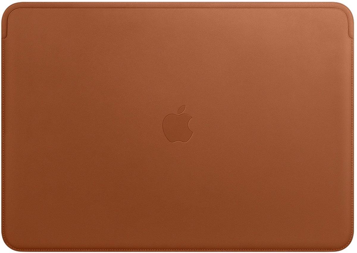 Apple MRQV2ZM/A notebooktas 38.1 cm (15'') Sleeve case Brown kopen