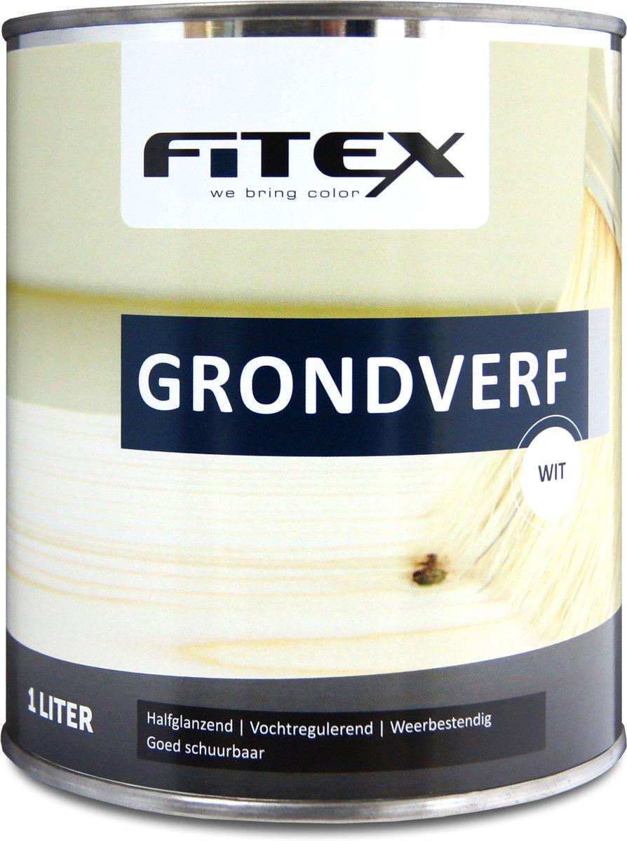 Fitex-Grondverf-Monumentengroen N0.15.10-1 liter