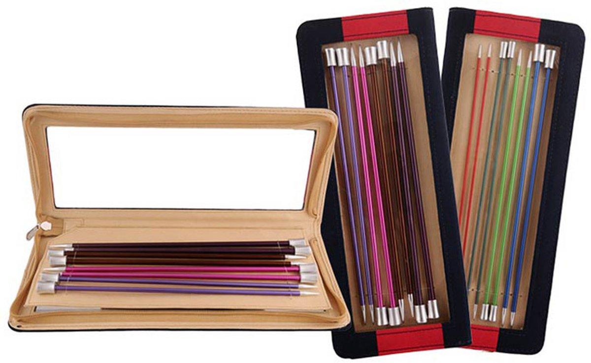 KnitPro Zing Breinaaldenset - 40 cm kopen