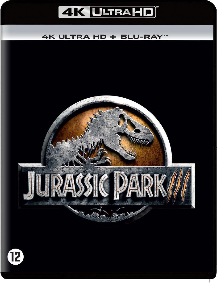 Jurassic Park 3 (4K Ultra HD Blu-ray)-