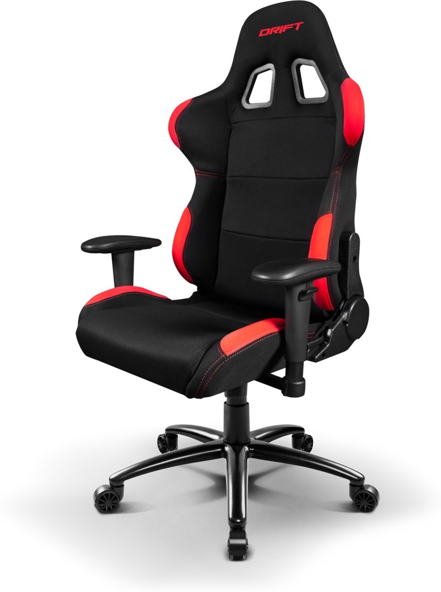 DRIFT Gaming Chair DR100 (Black/Red) kopen