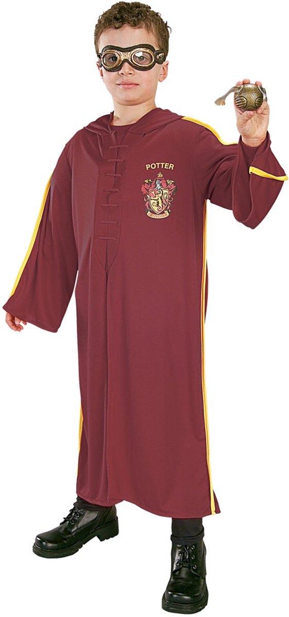 """""""Harry Potter Zwerkbal Kostuum™ voor jongens - Kinderkostuums - 128-140"""" - Carnavalskleding kopen"""