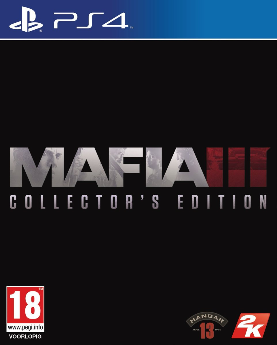 Mafia 3 - Collector's Edition PlayStation 4