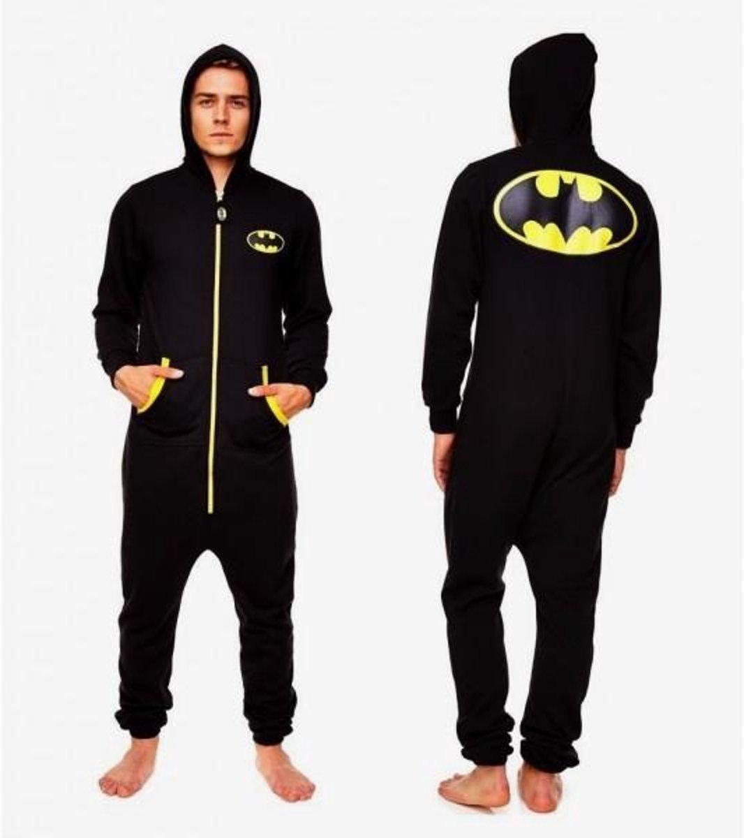 """Onesie, Jumpuit """"Batman"""" hooded DC comics kopen"""