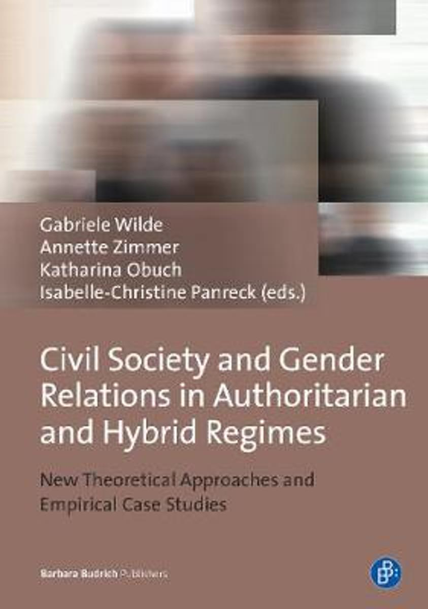 bol.com | Civil Society and Gender Relations in Authoritarian and Hybrid  Regimes | 9783847407294.