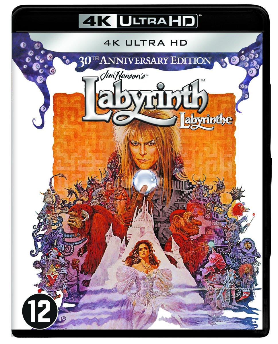 Labyrinth (4K Ultra HD Blu-ray)-