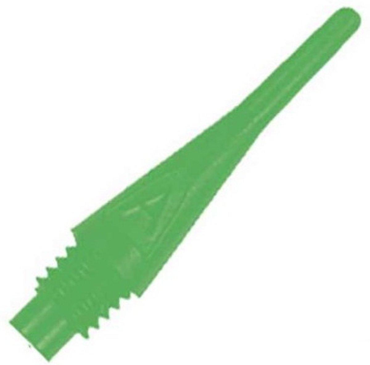 Bull´s Softtip Punten Telfo-x Groen 6 Mm 1000 Stuks kopen