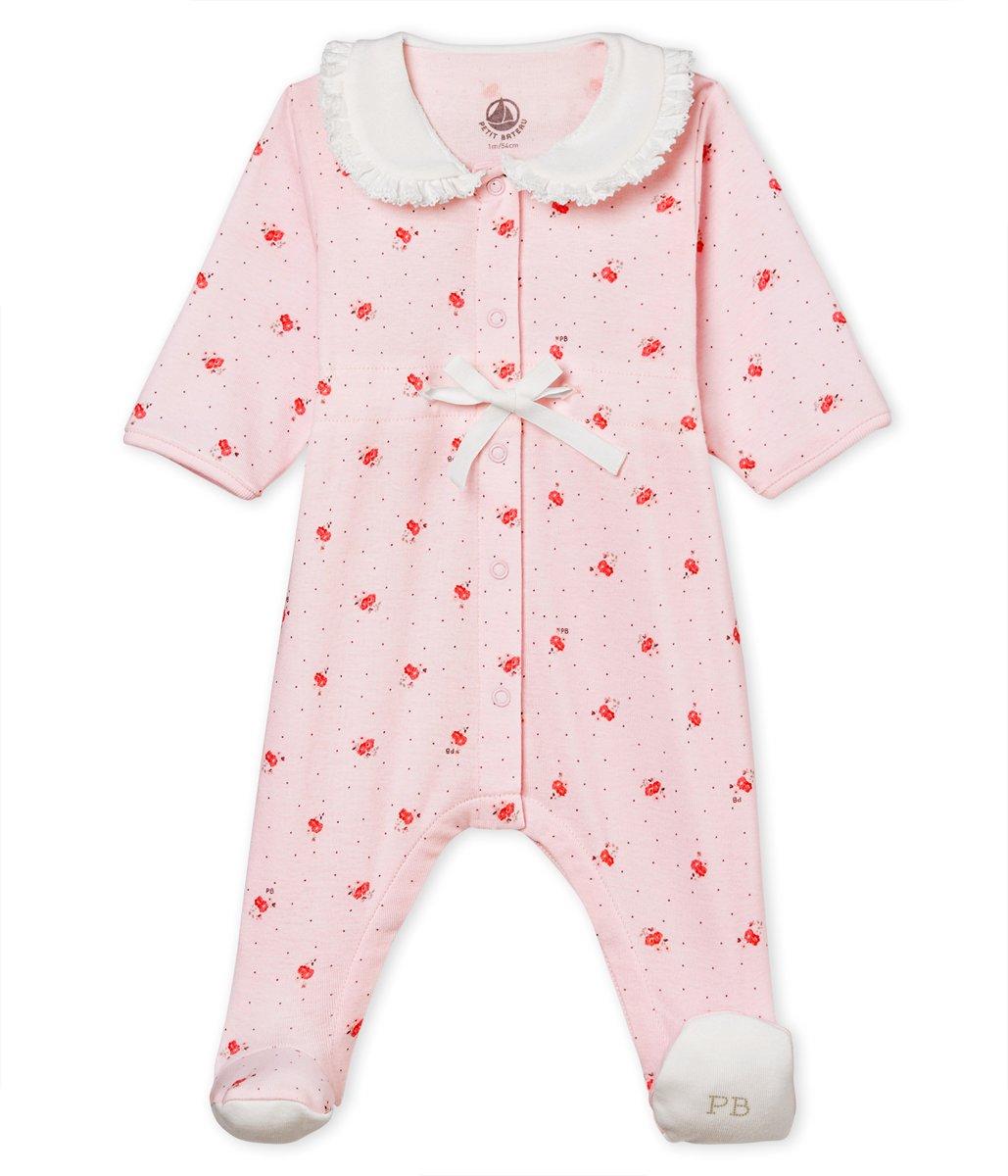 Petit Bateau Meisjes Baby Boxpak - roze - Maat 56 kopen