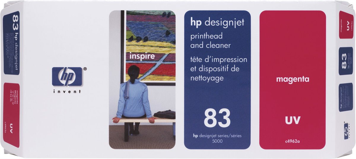 HP - C4962A - Printkop magenta