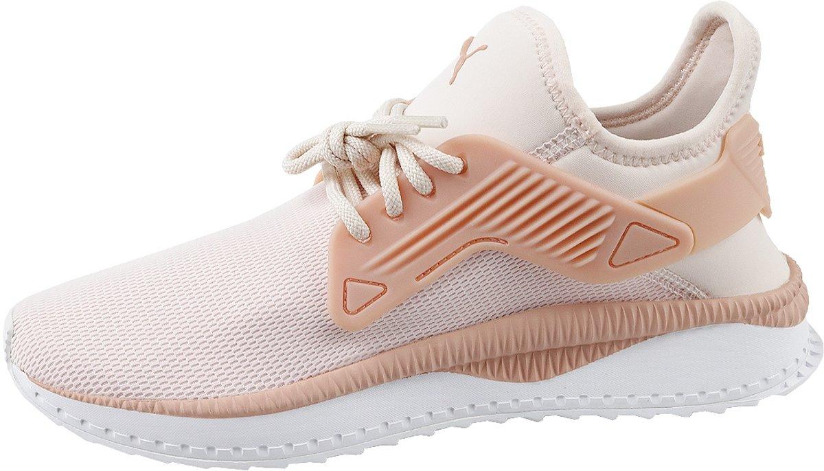 a1cc79b2881 bol.com | Puma Tsugi Cage Jr 365962-03, Vrouwen, Beige, Sneakers maat: 38 EU