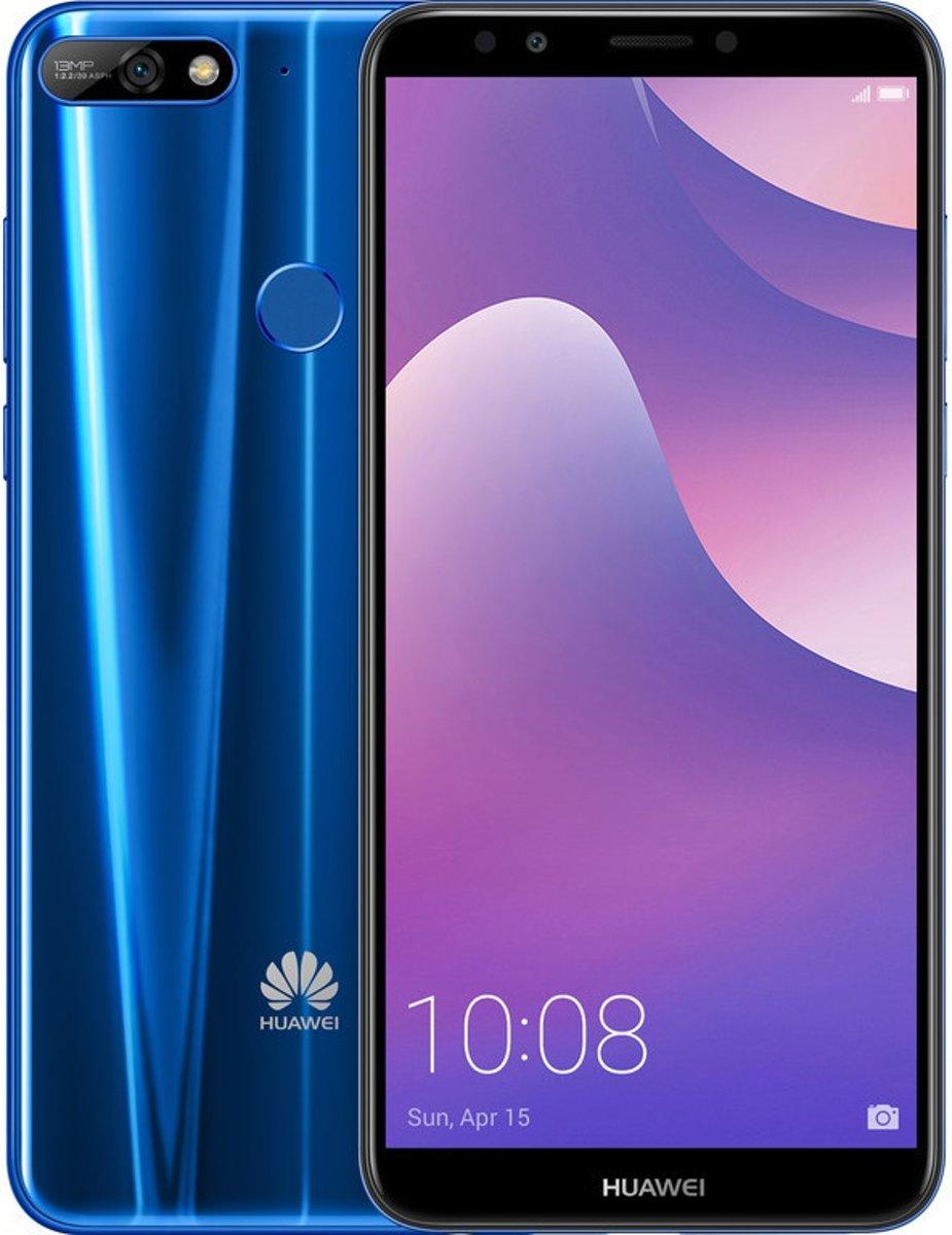 Huawei Y7 (2018) Blauw kopen