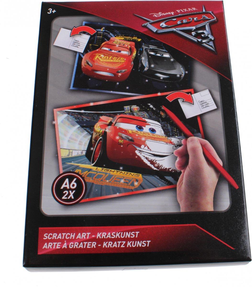 Disney Cars 3 Hobby Box Kraskunst kopen