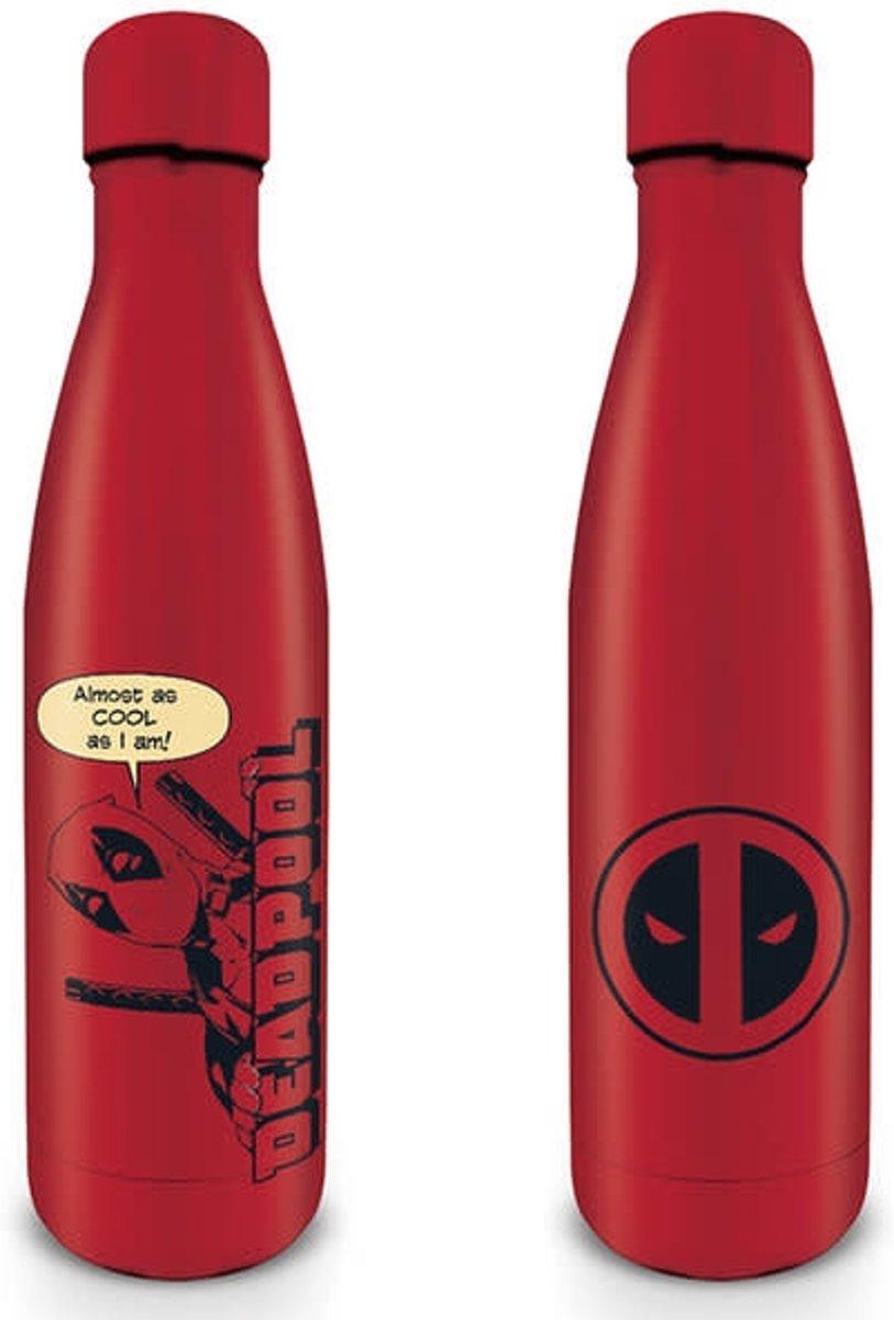 Hole In The Wall Marvel Deadpool Peek A Boo - Metal Drinkfles kopen