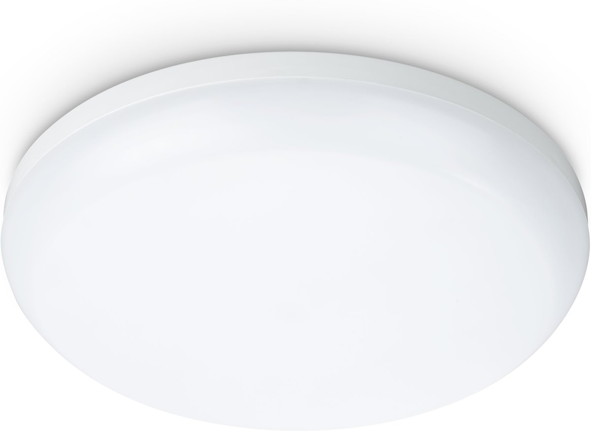 Plafonniere ALBA - rond 28cm - LED integrated - 18W 1650 lumen - IP54 - wit kopen