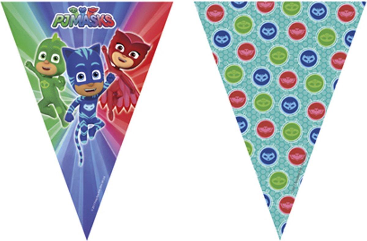 PJMasks™ vlaggenlijn slinger - Feestdecoratievoorwerp kopen