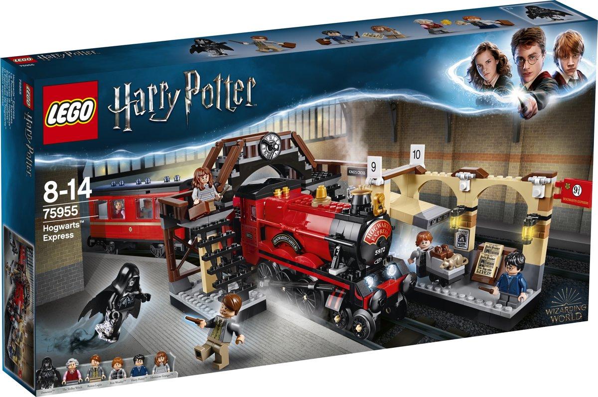 LEGO Harry Potter De Zweinstein Express - 75955 kopen