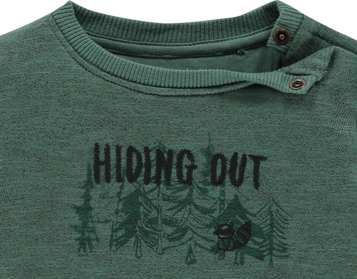 Noppies Shirt Allendale Green Milieu Maat 56